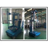China Single Person Aerial Vertical Mast Lift Reliable GTWZ3-1003 For Supermarket wholesale
