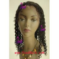 China 100% Vrigin Remy Hair Full Lace WIg wholesale