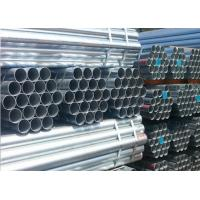 China Zinc Painted Astm A53 Grade B Erw Pipe, Hot Dip Galvanized Threaded Pipe wholesale