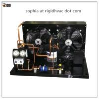 Buy cheap 10HP R404A condenser unit/Air Conditioner Scroll Compress/refrigeration unit from wholesalers