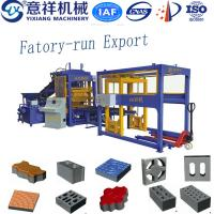 China automatic laying block making machine for glass block and paving blocks wholesale