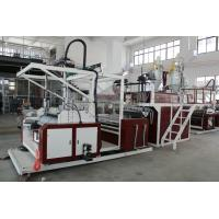 China PE film winding machine with multi-function automatic plastic packaging machine model 1200 wholesale