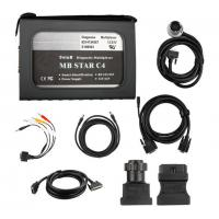 China Mercedes Diagnostic Tool MB  Star Compact 4 Fit  for any computer and Work in the voltage of 12V/24V. wholesale