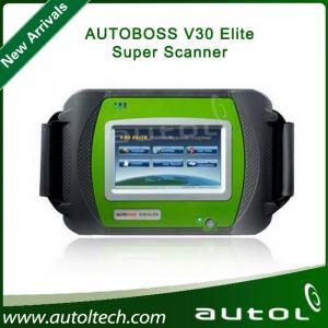 China 2013 Original V30 Autoboss V30 Elite Super ScannerAuto diagnostic tool High quality Autoboss scanner on sale