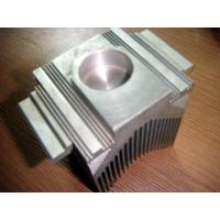 Quality Precision brass / aluminum 0.005 - 0.01mm CNC Machining Parts Cooling Fin for sale