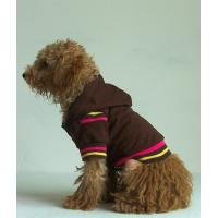 China Cute puppy dog clothes hoodies sport jumpers wholesale