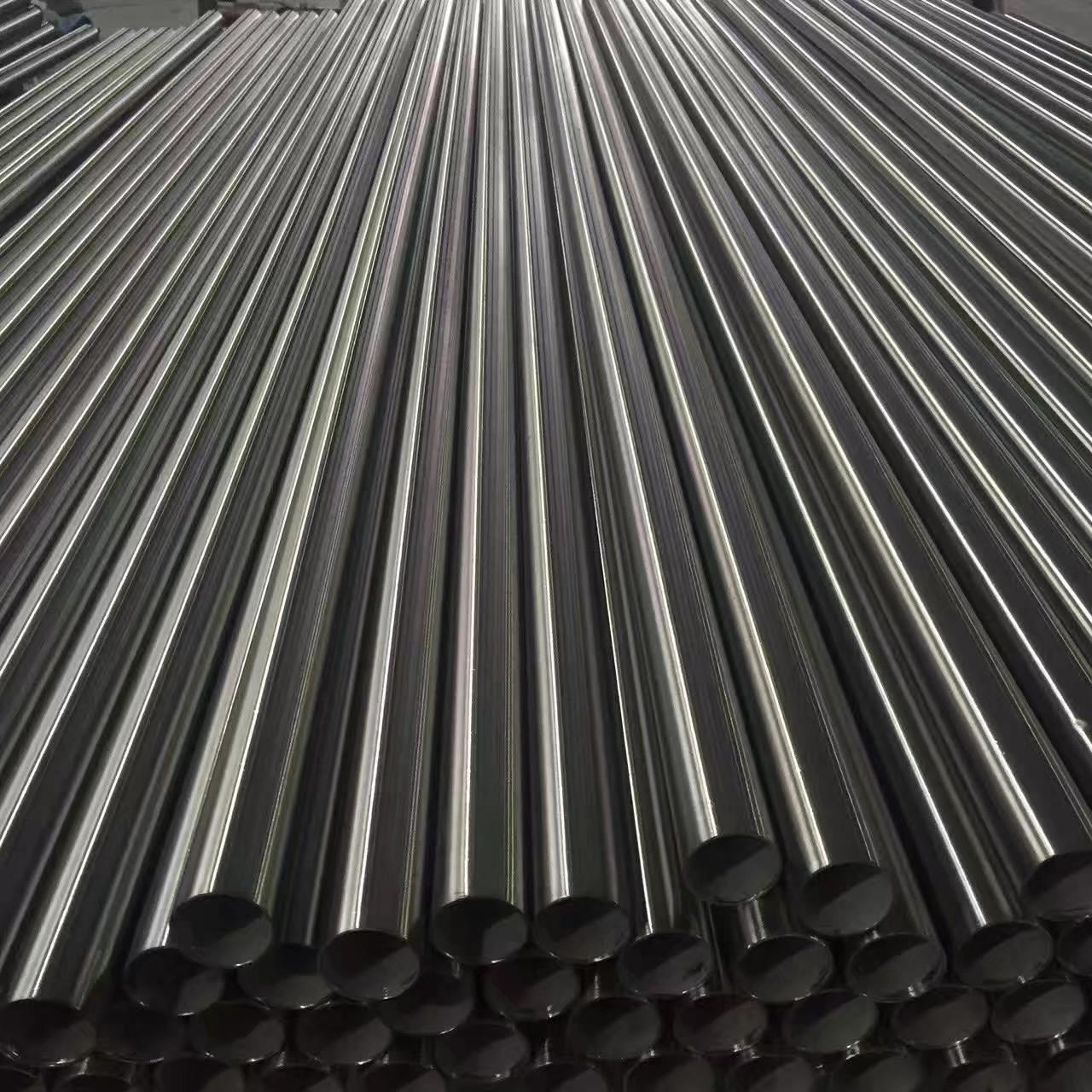 China SS 347H Electric Resistance Welded Steel Pipe , Long Seamless Carbon Steel Pipe on sale