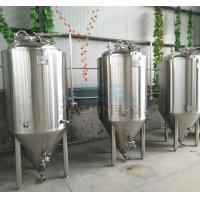 China Beer Equipment in Fermenting Equipment Popular Used for Brew Pub/Brewhouse wholesale