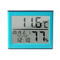 China LCD Backlight Display Digital Hygro Thermometer For Home Office Greenhouse wholesale
