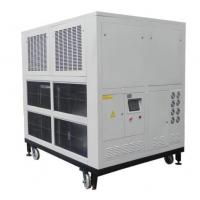 China Industrial Air Cooled Chiller Unit for Mould Cooling 3N - 380V 50HZ Power wholesale