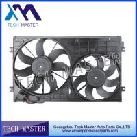 China OEM 1TD121203A Car Electric Cooling Fan Dual Fan For VW DC 12V 1 Year Warranty wholesale