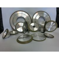 China Diamond & CBN Grinding Wheels For Surface & Cylindrical Grinding Wheels wholesale
