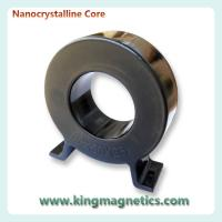 China Inverter Welding Machine Transformer Cores made of amorphous and nanocrystalline materials on sale