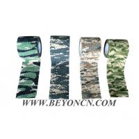 China Camo Cohesive Bandage Custom Printed Bandages Self Adhesive for Camping on sale