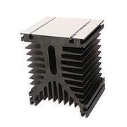China Heat Sinks For Electric Product / Extruded Aluminum Heatsink Powder Coating wholesale