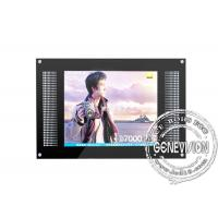China Widescreen 22 inch Wall Mount LCD Display for Video Audio Photo Player wholesale