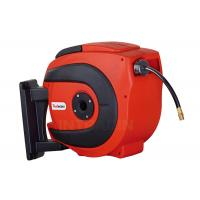 China Automatic Spring Driven Air And Water Hose Reel With Speed Control Device wholesale