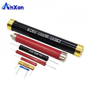 China Non-inductive Tubular HV Impulse Generators Precision Resistor wholesale