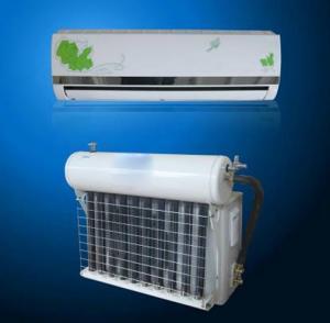 China 20000btu New panel hybrid solar air conditioner best price UL CSA easy installation wholesale