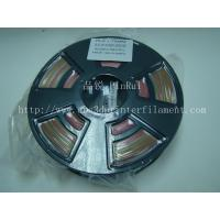 China PLA Multicolor gradient 3d printer filament, Gradient color, 1.75 / 3.0 mm wholesale