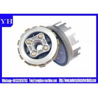 China Honda CG125 Motorcycle Clutch Parts Clutch Plate ADC12 Alloy Material wholesale