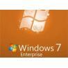 China 100% Original Windows Seven Enterprise 32/64 Bit OS Full Version Activation Online wholesale