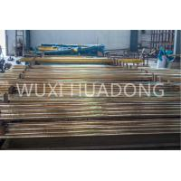 China Brass 50mm~120mm Rod  Horizontal Copper Continuous Casting Machine wholesale