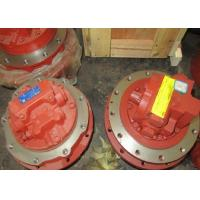 China Red Final Drive Assembly TM07VC-01 Hyundai R60-7 Excavator Genuine Motor wholesale