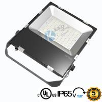 China High Power 100w LED Floodlight Wall Mounted Type With Toughened Glass wholesale
