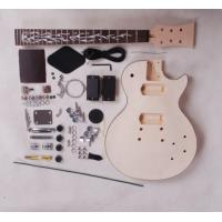 China DIY Les Paul Style Electric Guitar Kits / Unfinished LP Electric Guitar Set AG-LP2 wholesale