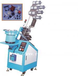 China High Productivity Pin Auto Insertion Machine With Vibrator Plate Feeding on sale
