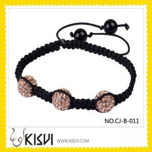 Quality Fashion Crystal Shamballa Bracelet for sale