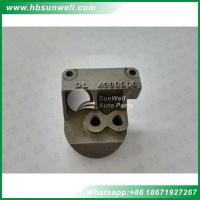 China Cummins 6C 6L diesel engine parts Fuel filter holder 4980908 fuel filter seat for Dongfeng truck wholesale