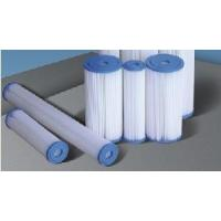 China High Water Flow Pleated Filer Cartridge (water filter, water purification) wholesale