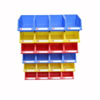 China stackable warehouse storage plastic bins & boxes drawer wholesale
