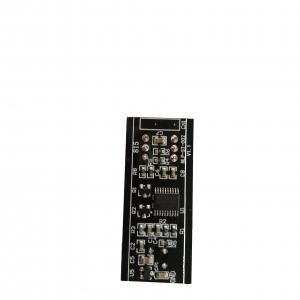 China Wardrobe Light 120° 51uA 0.5W Human Induction PCB Board wholesale
