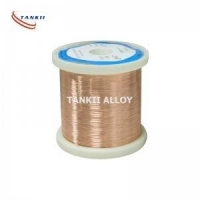China CuNi1 Heating Resistance Wire 0.1mm For Circuit Breaker wholesale