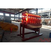 China Hot sales drilling fluid desilter separator used in well drilling solids control wholesale