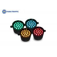 China 52mm Led Traffic Signal Lights Pixel Cluster, Standard Traffic Light Road Safety wholesale