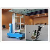 China GTWZ5-1005 Self Propelled Aerial Work Platform 136 kg Rated Load For Warehouse wholesale