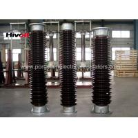 China 550kV Station Post Insulators With IEC60168 / IEC60273 Standard wholesale
