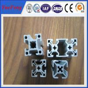 China China manufacturer Supply aluminum t slot extrusions, OEM/ODM aluminium extrusion industry wholesale