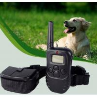 Quality LED Display Remote Dog Training System for sale