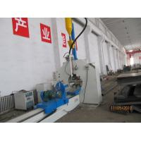 China 60 - 500mm lighting pole welding machine /  production line for road lamp wholesale