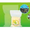 Buy cheap Biodegradable Ziplock Bags Corn Starch Zip Storage zip lock plastic bags from wholesalers