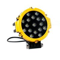China 51 Watt Round Led Flood Lights Outdoor High Power 10-30V DC 6000K wholesale