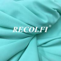 China Solid Colors Gym Wear Fabric , Gk Elite Pa Workout Clothes Material wholesale