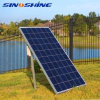 China High power polycrystalline silicon solar panel cells module price for sale wholesale