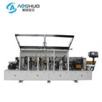 China 0.4-3mm Wood Process Pvc Edge Banding Machine 9.5kw 0.7Pa Air Pressure wholesale