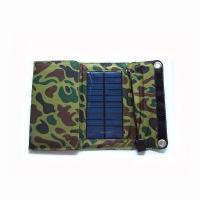 Quality Flexible Portable Fold Up Solar Panels 600D PVC For Outdoor Camping for sale